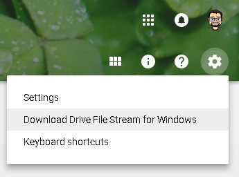 Google File Stream FAQs   Cartyville