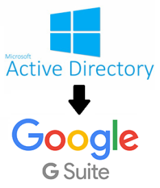Update Google Cloud Directory Sync Settings Prior To The Microsoft