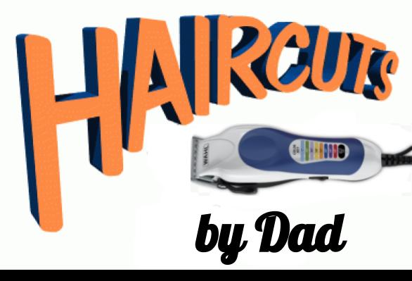 Nonverbal - Haircuts by Dad