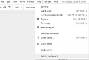 Google Activity Dashboard: See The View History Of Your